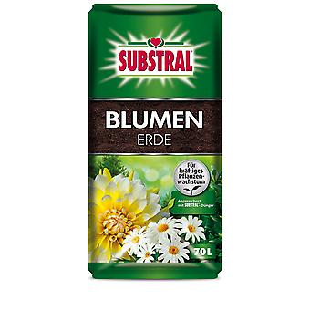 SUBSTRAL® plant soil, 70 litres