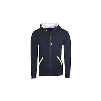 Hugo Boss Leisure Wear Hugo Boss Men's Dark Blue Fashion Hooded Sweatshirt