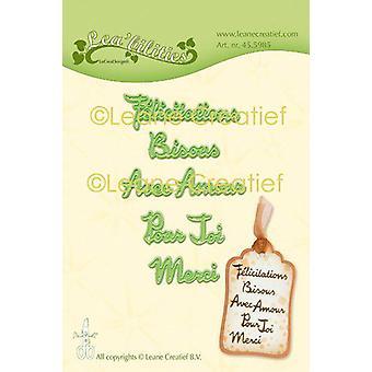 لين Creatief Lea'bilitie النص الفرنسي