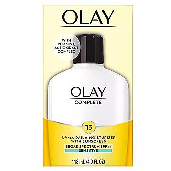 Olay complete lotion all day moisturizer, spf 15, 4 oz