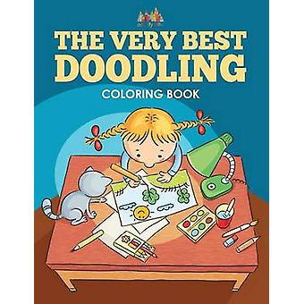 The Very Best Doodling Coloring Book by Activity Attic Books