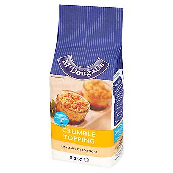 McDougalls Crumble Topping Mix
