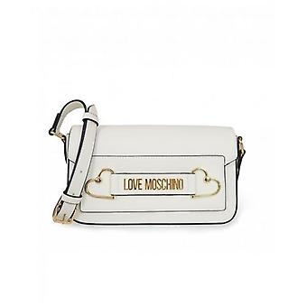 Love Moschino Accessories East West Heart Logo Crossbody Bag