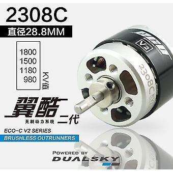 DualSky ECO 2308C 1500KV 170 W