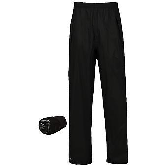 Trespass Mens Ladies Packa Packable leggero pantalone impermeabile