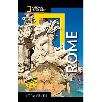 National Geographic Traveler Rome Fifth Edition by Sari Gilbert