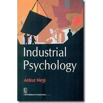 Industrial Psychology by A. Negi - 9788123922904 Book