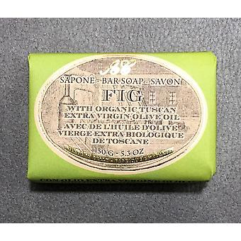 Campostrini Organic Fig Bar Soap 150 g