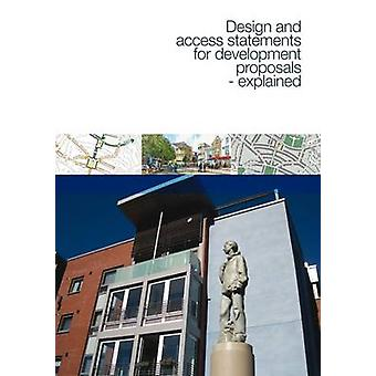 Design and Access Statements Explained by Robert Cowan - 978072773440