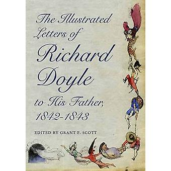 Illustrierte Briefe von Richard Doyle an seinen Vater - 1842-1843 von Ric