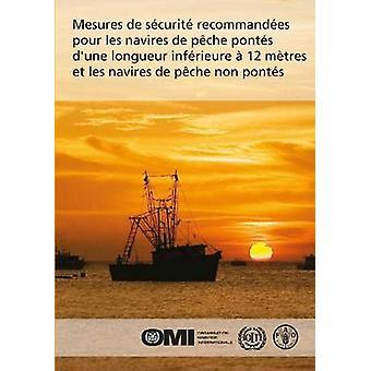Mesures de Securite Recommandees Pour Les Navires de Peche Pontes D U