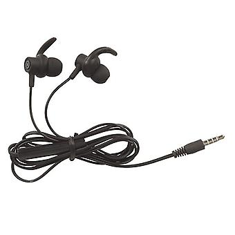 3.5mm Stereo Canal Earphones w/ Microphone