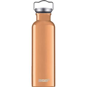 Sigg Alu Original Copper Non-insulated Water Bottle (0.5L) -
