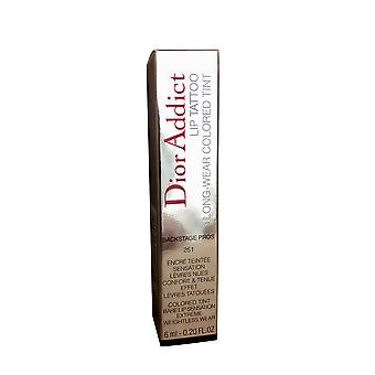 Dior Addict Lip Tattoo 251 Natural Peach 0.20 OZ
