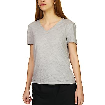 Only Women's Michelle Burn Out T-Shirt