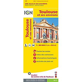 Toulouse & surround - 2019 - 9782758547877 Book