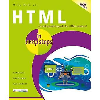HTML in easy steps by Mike McGrath - 9781840788761 Book