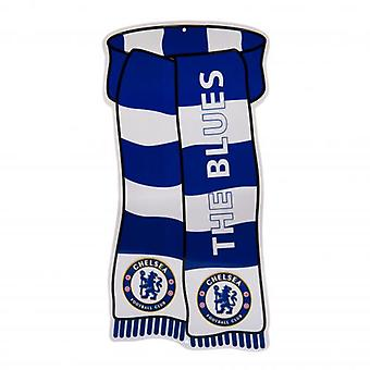 Chelsea Show Your Colours Sign