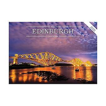 Otter House Edinburgh A5 2021 Mini Calendar