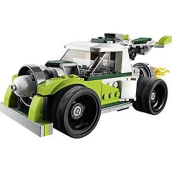 31103 LEGO® LUOJA Rakettiauto