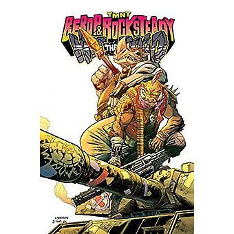 Teenage Mutant Ninja Turtles Bebop & Rocksteady Hit The Road by D
