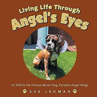Living Life Through Angel's Eyes by Sue Lehman - 9781728337173 Book