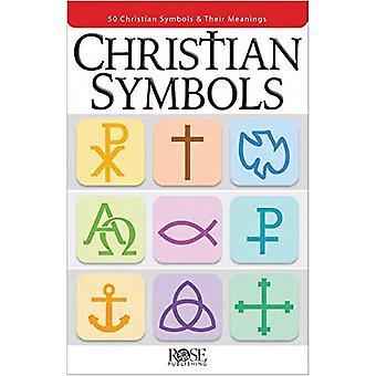 Christian Symbols Pamphlet 5pk - 9781628622973 Book