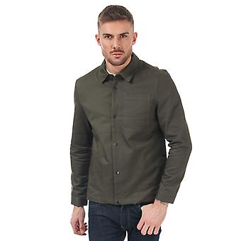 Men's Ben Sherman Over Shirt in grün