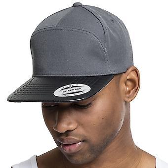 Flexfit ARCH Snapback Cap - charcoal / black