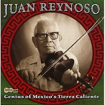 Juan Reynoso - Genius of Mexico's Tierra Caliente [CD] USA import