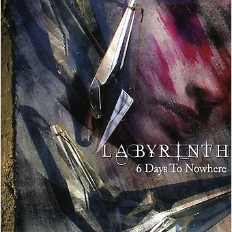 Labyrinth - Six Days to Nowhere [CD] USA import