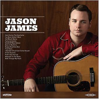 Jason James - Jason James [CD] USA import