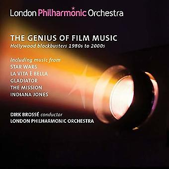 Zimmer / London Philharmonic Orchestra - Genius of Film Music [CD] USA import