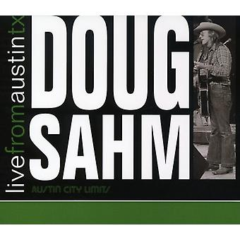 Doug Sahm - Live From Austin Tx [CD] USA import