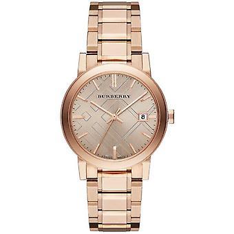 Burberry BU9034 Ruusunvalitsin Ruusu Kultasävy Naiset'S Watch