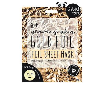 Oh K! Gold Foil Sheet Mask For Women