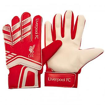 Liverpool Goalkeeper Gloves Yths