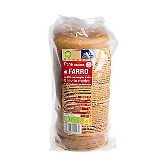 Organic Spelled Sliced Bread 400 g