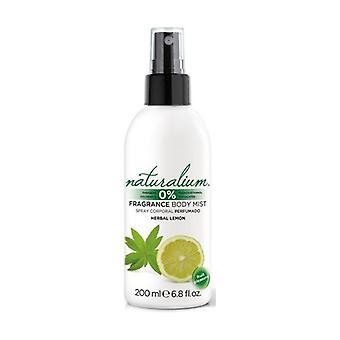 Herbal Lemon Body Spray 200 ml
