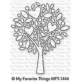 Meine Lieblings-Dinge Herzbaum Die-Namics