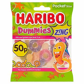 HARIBO Dummies Zing, 70g Bag