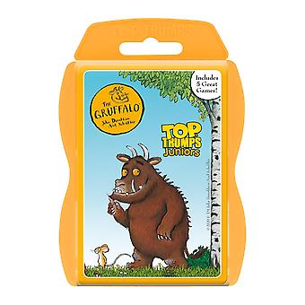 The Gruffalo Top Trumps Junior Card Game