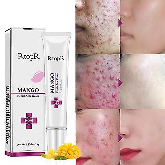 Akne Behandlung Reparaturcreme - Anti Akne Spot, Narbe, Schwarzkopf Schrumpfen Poren