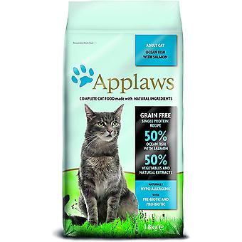 Applaws Dry Adult Cat - Ocean Fish & Salmon - 1,8kg