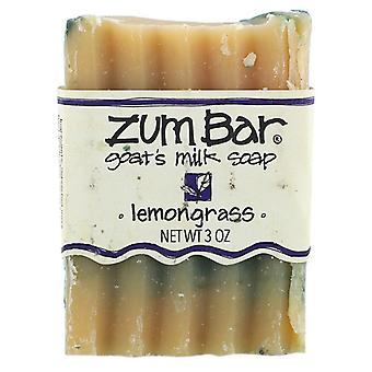 Zum Bar Chèvre-apos;s Lait Soap Lemongrass