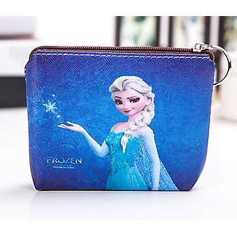 Disney Cute Purse, Cartoon Frozen Elsa Anna Princess - Coin Bag's