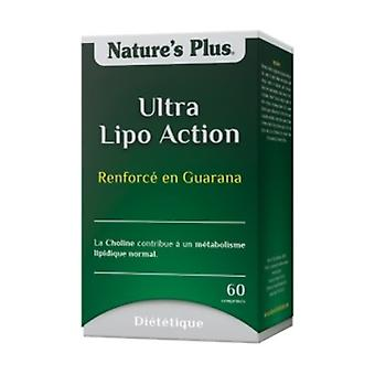 Ultra Lipo Action 60 Tablets