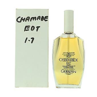 Guerlain 'Chamade' Eau De Toilette 1.7oz/50ml Tester In Box