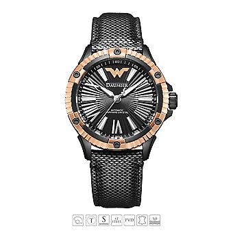 Luxe Automatique Analog Justice League Wonder Woman Watch pour femme 04