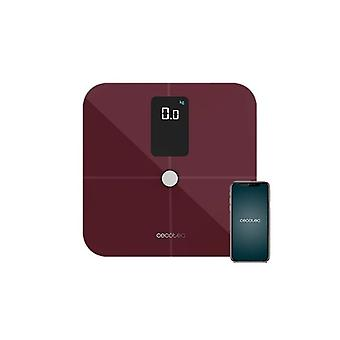 Cyfrowa łazienka Balance Cecotec Surface Precision 10400 Smart Healthy Vision Bordeaux